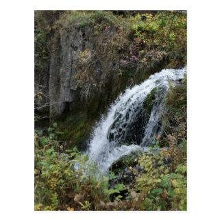 Watervallen Briefkaart