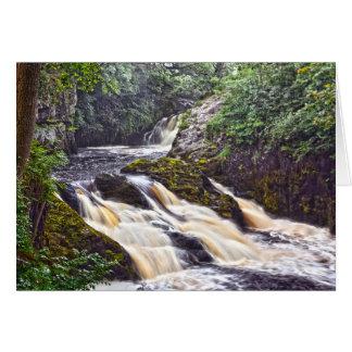 Watervallen Briefkaarten 0