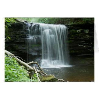 Watervallen Kaart