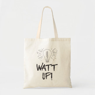 Watts omhoog! De Humor van de wetenschap Draagtas