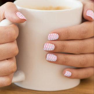 Waves2 - nailart minx nail folie