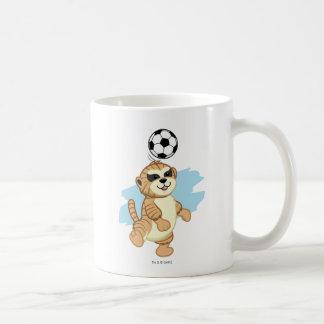 Webkinz | Meerkat SpeelVoetbal 2 Koffiemok