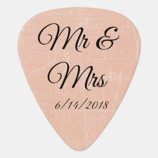 Wedding van M. & van Mevr. Guitar Picks Gitaar Plectrum