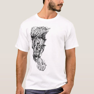 weed tattoo t shirt