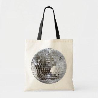 Weerspiegelde Bal 1 van de Disco Draagtas