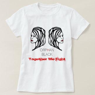 """Wees Zwarte """"bestrijden wij"""" samen de T-shirt van"""