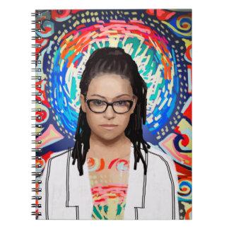 Wees Zwarte | Cosima Niehaus - Elegante Geek Notitieboek
