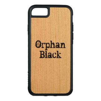 Wees Zwarte Gothic die houten hoesje van letters