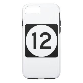 Weg 12 van de Mississippi iPhone 7 Hoesje