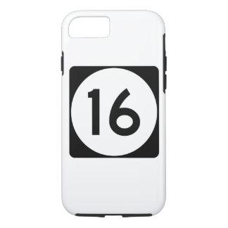 Weg 16 van de Mississippi iPhone 7 Hoesje