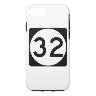 Weg 32 van de Mississippi iPhone 7 Hoesje