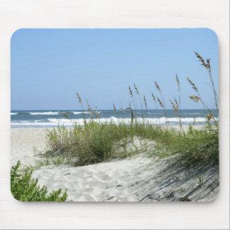 Weg aan het Eiland zee-Ocracoke Muismat