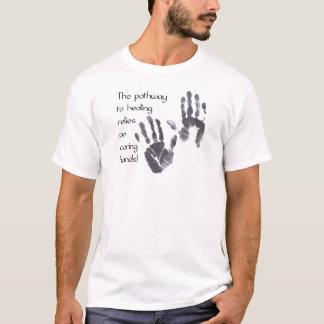 Weg aan het helen t shirt