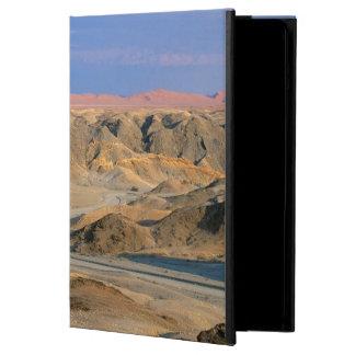 Weg aan Homeb door Woestijn, namib-Naukluft