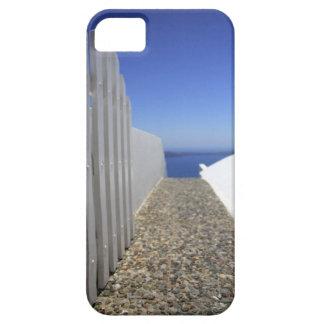Weg uit aan Zee Barely There iPhone 5 Hoesje