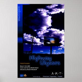 Weg Ulysses Poster