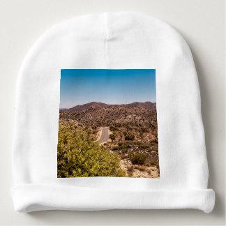 Weg van de de boom de eenzame woestijn van Joshua Baby Mutsje