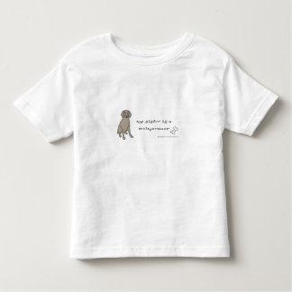 weimaraner kinder shirts