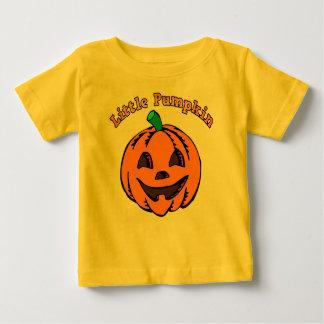 Weinig baby van de Pompoen Baby T Shirts