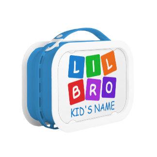 Weinig Bro doos van de douanelunch Lunchbox