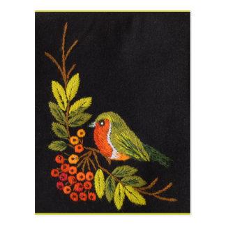 Weinig Collectie van de Vogel Briefkaart