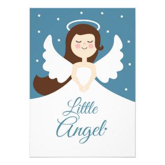 Weinig Druk van het Kinderdagverblijf van de Engel Foto Afdruk