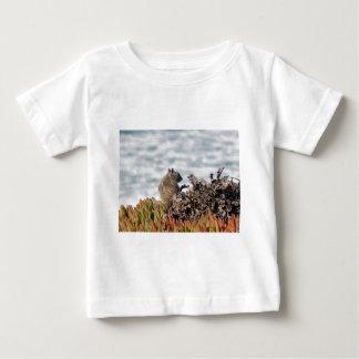 Weinig eekhoorn baby t shirts