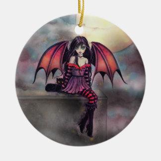Weinig Gotisch Ornament van Halloween van de Fee