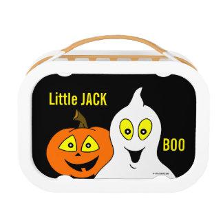 Weinig Hefboom & doos van de Lunch van Halloween Lunchbox