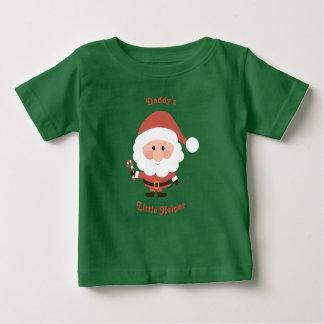 Weinig Helper van de papa Baby T Shirts