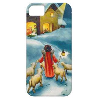 Weinig herder op de weg aan Bethlehem Barely There iPhone 5 Hoesje