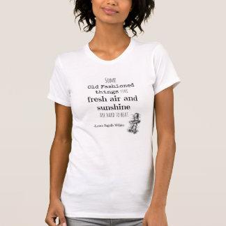 Weinig Huis op de T-shirt van de Prairie