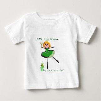 Weinig Ierse Prinses - Mijn Eerste St. Patrick Dag Baby T Shirts