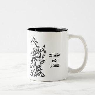 weinig kruisvaarderKlasse van de koffiemok van