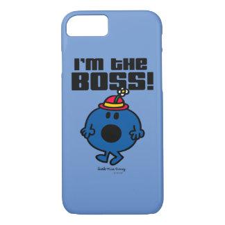 Weinig Misser Bossy | ben ik de Werkgever iPhone 7 Hoesje