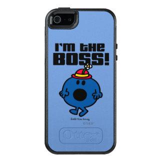 Weinig Misser Bossy | ben ik de Werkgever OtterBox iPhone 5/5s/SE Hoesje