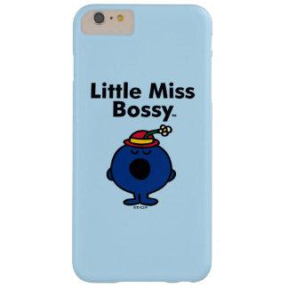 Weinig Misser   Kleine Misser Bossy is zo Bazig Barely There iPhone 6 Plus Hoesje