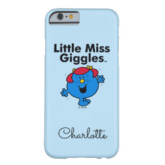 Weinig Misser   Kleine Misser Giggles Likes To Barely There iPhone 6 Hoesje