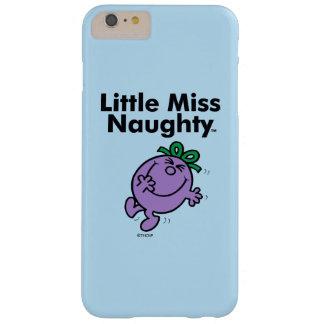 Weinig Misser   Kleine Misser Naughty is zo Barely There iPhone 6 Plus Hoesje