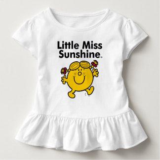 Weinig Misser | Kleine Misser Sunshine is een Kinder Shirts