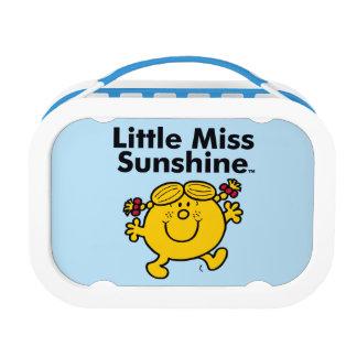 Weinig Misser   Kleine Misser Sunshine is een Lunchbox