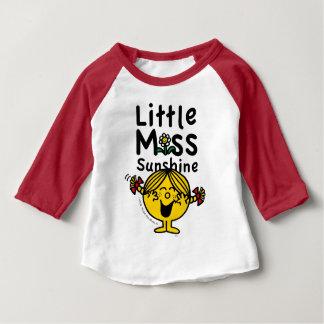Weinig Misser | Kleine Misser Sunshine Laughs Baby T Shirts