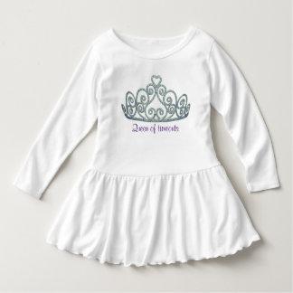 Weinig Misser Koningin Baby Jurk
