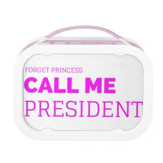 Weinig Misser President Lunchbox