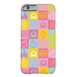 Weinig Misser Princess   het Mooie Patroon van de Barely There iPhone 6 Hoesje