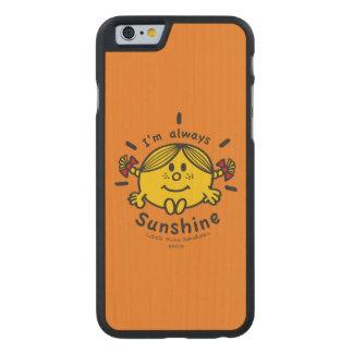 Weinig Misser Sunshine   ben ik altijd Zonneschijn