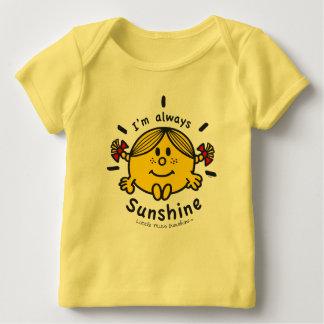 Weinig Misser Sunshine | ben ik altijd Zonneschijn Baby T-shirt