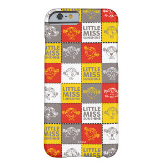 Weinig Misser Sunshine   Rood & Geel Patroon Barely There iPhone 6 Hoesje
