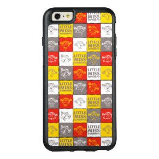 Weinig Misser Sunshine   Rood & Geel Patroon OtterBox iPhone 6/6s Plus Hoesje