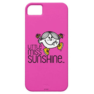 Weinig Misser Sunshine Walking On Grafisch Name Barely There iPhone 5 Hoesje